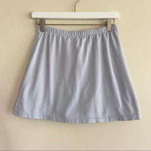 NIKE Women's Grey Skort Small